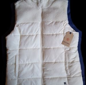 Ruff Hewn Sherpa/Quilted Vest